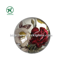 Color Glass Cartoon Paperweight by SGS (KL140308-1H)