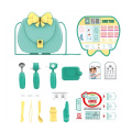 Premium pretend educational doctor play set medical kit toys