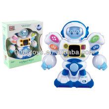B / O robô de poisson de fala rotativo