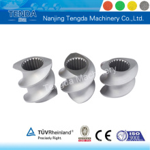 Hot Selling Screw and Barrel for Plastic Extruder Machine