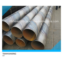 Saw/Dsaw/LSAW Alloy, Carbon Steel Spiral Welded Pipe