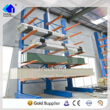 Warehouse stacking rack system,Industrial glass racks warehouse storage cantilever racking