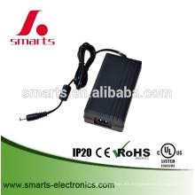 US estándar AC 100-240V 12V LED tiras transformador 72w