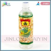 Étiquettes à manches rétractables pour bouteilles, rouleaux en plastique en PVC, enroulable