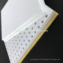 Glasfaser-Akustikdeckenplatte mit hoher Dichte