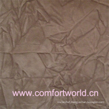 Colorful Spot Design Sofa Flock Fabric