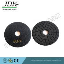 125mm Black Buff Diamond Flexible Polishing Pads Plishing Tools