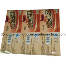 Ice Cream Packaging Film/Plastic Popsicle Roll Film/Food Packing Film