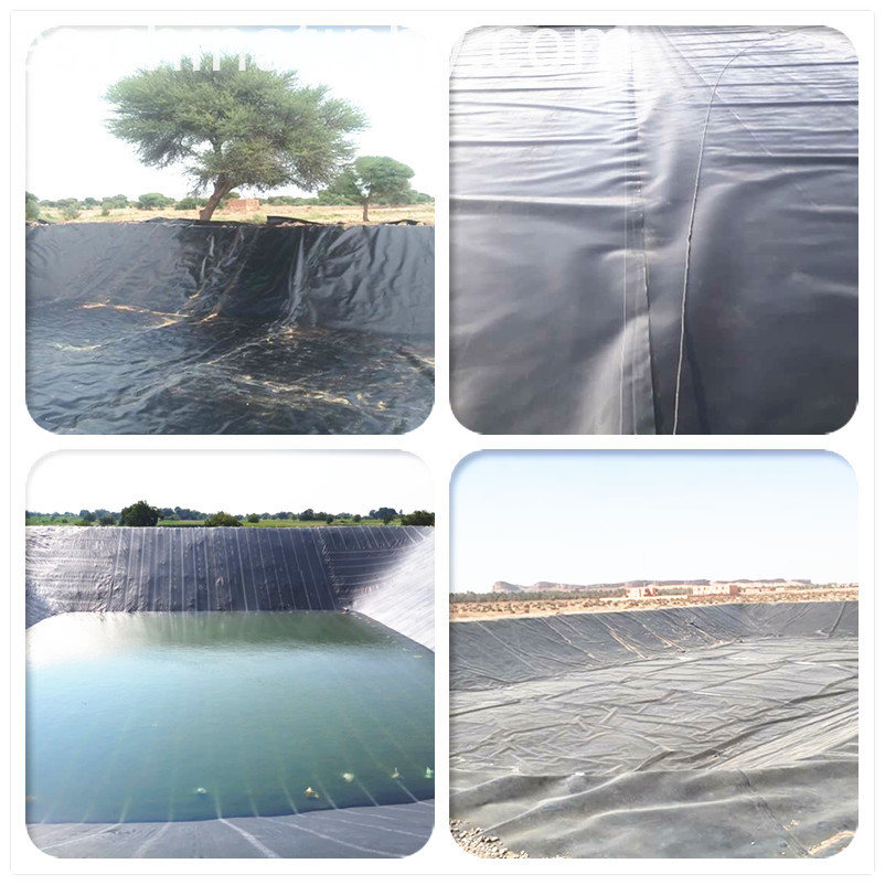 supply HDPE liner for pond