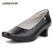 Royal peep toe ladies pointy dress shoes for women