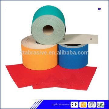 hochwertige Schleifpapier Jumborolle / Sandpapierrolle / Sandpapierrolle