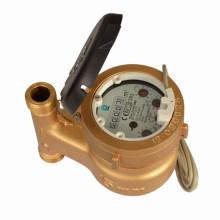 Multi Jet mojado tipo rueda de paletas medidor de agua (MJ-LFC-F2-3)