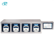 Peristaltic Pump Filling System Small Bottle Filling Machine