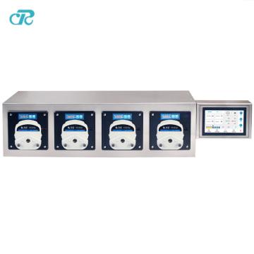 Peristaltisches Pumpenfüllsystem Füllmaschine für kleine Flaschen