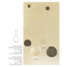 Home Aluminum Hanging Pendant Lighting (2248s1)