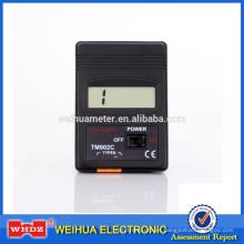 termómetro digital de bajo precio tm-902c con termómetro tipo k