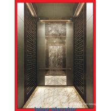 Elevador de pasajeros para ascensores comerciales con sala de máquinas pequeñas