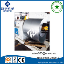 Steel anode plate sheet rolling machine