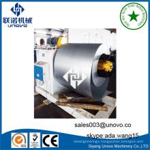roller metal panel anode plate making machine