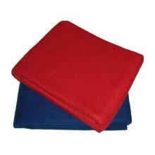 100% manta de línea aérea de lana de poliéster con retardante de llama (SSB0101)