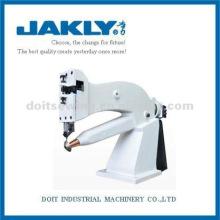 Maquinaria da indústria de calçados laterais da máquina do aparamento da borda JK202