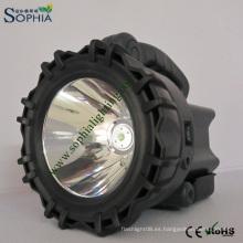 Linterna del CREE LED 10W, luz de la búsqueda del LED, luz de emergencia del LED