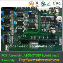 solar pcb design and assembly Circuit board for Switching Power adapter