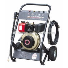 gasoline 150Bar cold water high pressure car washer