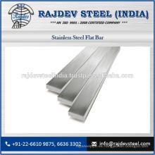 Prominent Distribuidor de acero inoxidable barra plana 316L venta para la compra en masa