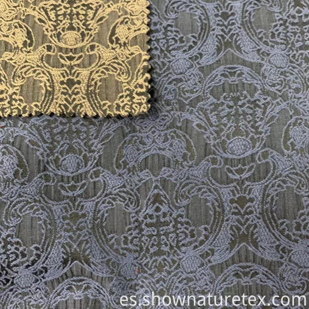 Beautiful Woven Jacquard Weft Spandex