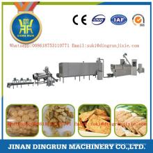 Preço da fábrica de gêmeo-parafuso Textured Soyabean protein machine