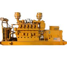 Требованиям CE 500KW газогенераторы с банком воды системы охлаждения