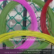 Clear PVC Coated Wire Rope