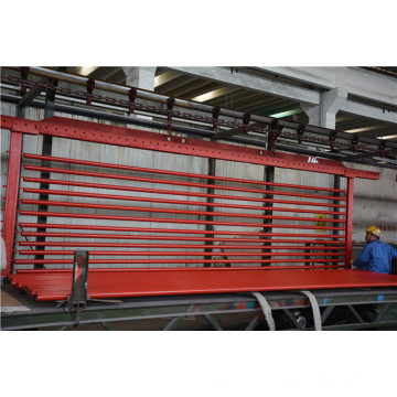 UL FM Red Painted ERW Slms Fire Fighting Steel Pipes