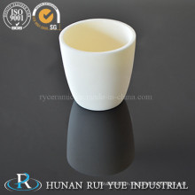 High Temperature Purity Ceramic Crucible Alumina Crucibles Boat for Tube Furnace