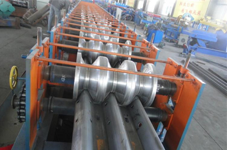 rail roll forming machine