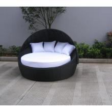 Luxury Chaise Lounge Chair Rattan Design