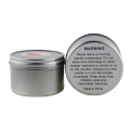 Tin box scented candles gift set