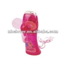 plastic novelty hand mini fan for promotion