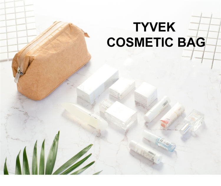 tyvek cosmetic bag
