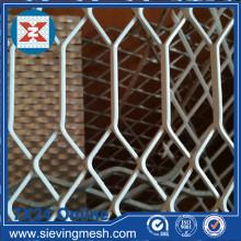 Abertura Hexagonal de Malha de Metal Expandida