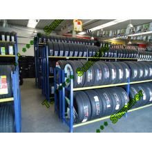Foldable Truck Tyre Storage Rack