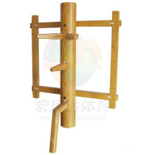 Martial Arts Wooden Dummy with Free Shipping for Wing Chun Jeet Kune Do Kung Fu