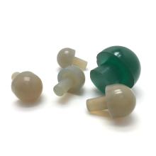 High quality Mushroom-shaped PU rubber stopper, hole plug, Silicone plug for industrial