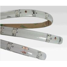 Impermeable flexible 3528 tiras (30LEDs / M)