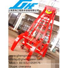 electrical hydraulic log grab