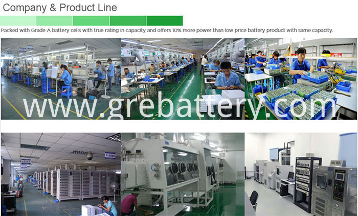 2 Cell Lithium Ion Battery