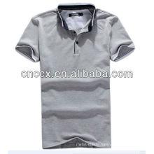 13PT1031 Men's cotton latest new bulk polo shirts