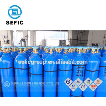 SEFIC 40L 47L 50L 6M3 7M3 10M3 welding oxygen gas cylinder price