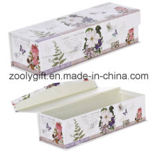 Customized Printing Magnetic Pen / Pencil Boxes
